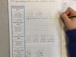 Maths Mastery Year 3 & 4.  Sometimes, Always and never questions multiplication division.