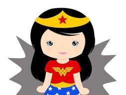 Superhero KS2