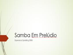 Samba Em Preludio