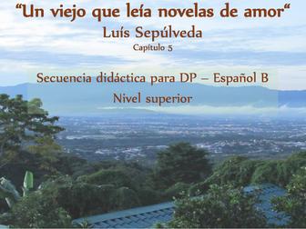 Secuencia didáctica sobre un trabajo literario (C.5) - DP - Español B - Nivel Superior