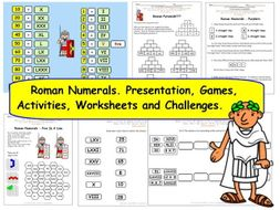 Y4 roman numerals ks2 worksheets games challenges and y4 roman numerals ks2 worksheets games challenges and presentation ibookread ePUb