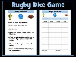 Rugby World Cup 2019 Maths Game