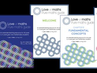 Love of Maths Pure Maths Guide