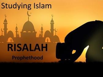 RISALAH  Prophethood ISLAM  AQA
