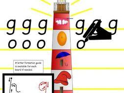 Lighthouse Sounds(e m h r d o u g )
