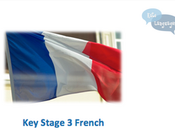 French Key Stage 3 resources - New GCSE-style activities