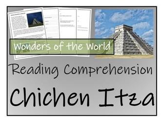 UKS2 History - Chichen Itza Reading Comprehension Activity