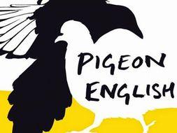 Pigeon English GCSE English Literature