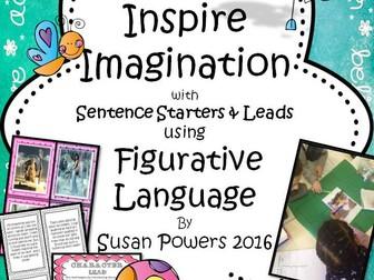 Imagination Inspiration Creative Writing Workshop with Figurative Language