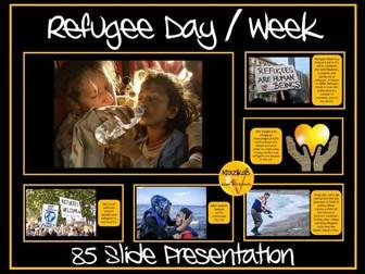 Refugee Week / Day