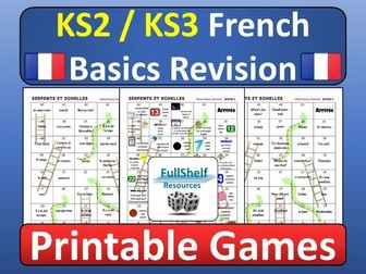French Games (Basics Revision)