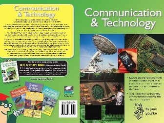 Library Activity Pack: Communication and Technology Resource Book