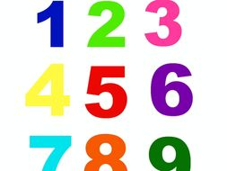 Maths bundle for SEN, Early Years, Primary