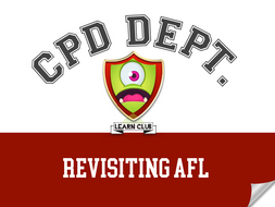 CPD - Revisiting AfL