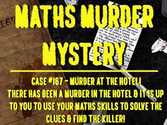 Maths Murder Mystery