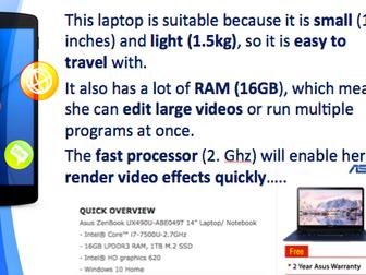 GCSE Computer Science: Hardware lesson 6 (Cloud storage)