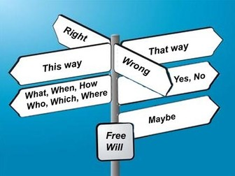 Libertarianism, Free Will, and Determinism (WJEC A Level Religious Studies)