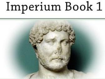 Imperium Latin Book 1