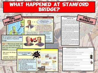 Normans - Battle of Stamford Bridge