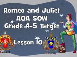 Romeo and Juliet meet - Lesson 10 (Romeo and Juliet)