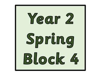 Year 2 - Spring Block 4 - Fractions (Block 8)