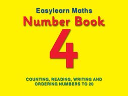 NUMBER BOOK 4