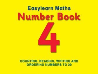 NUMBER BOOK 4