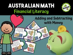 Australian Financial Math: Adding and Subtracting Money