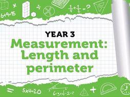 Year 3 - Measurement - Length and Perimeter - Week 7 - Spring - Block 4 - White Rose
