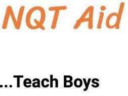 NQTs: How to...Teach Boys