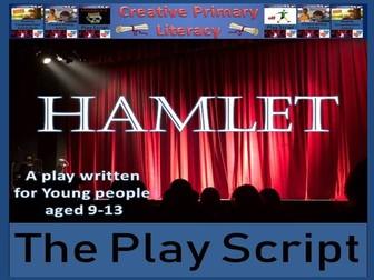 KS2 / KS3 Drama - Hamlet Play Script