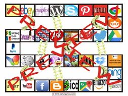 Internet Sites Chutes and Ladders Board Game