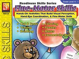 Fine-Motor Skills: Readiness Skills
