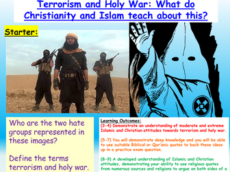 Religious Terrorism