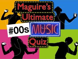 Ultimate Music Quizzes Decades By Totticoves Teaching Resources