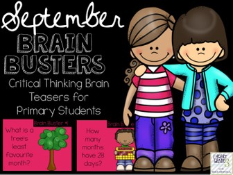 September Brain Busters