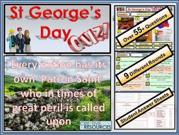 St George's Day Quiz