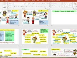 Los Saludos Spanish Greetings Conversation By Wrightcv