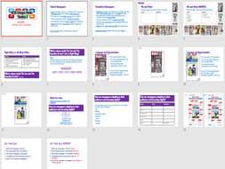 GCSE Media Studies: Newspapers Lesson (Eduqas)