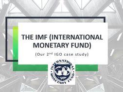 IMF (International Monetary Fund)