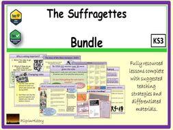 Suffragettes Bundle