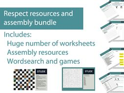 Respect Bundle and Assembly resource