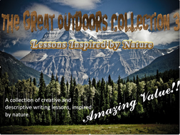 The Great Outdoors Collection 3 - Lessons Inspired by Nature