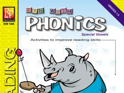 Fun With Phonics: Special Vowels