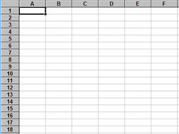 100 Times Tables Questions - EXCEL