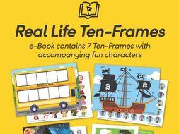 Real Life Ten-Frames