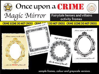 Magic Mirror Templates