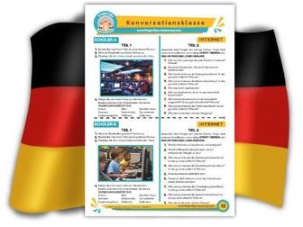 Internet - German Speaking Activity