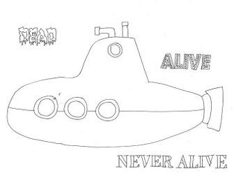 Living and Nonliving Things: Submarine