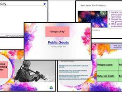Public Goods; A Level Economics